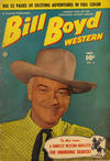 Cover for Bill Boyd Western (Export Publishing, 1950 series) #4