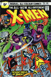 Cover Thumbnail for The X-Men (1963 series) #98 [British]