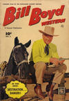 Cover for Bill Boyd Western (Export Publishing, 1950 series) #3