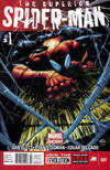 Cover Thumbnail for Superior Spider-Man (2013 series) #1 [Newsstand]