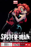 Cover Thumbnail for Superior Spider-Man (2013 series) #2 [Newsstand Edition]
