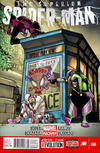 Cover Thumbnail for Superior Spider-Man (2013 series) #6 [Newsstand Edition]