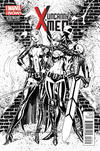 Cover Thumbnail for Uncanny X-Men (2013 series) #19 [J. Scott Campbell Sketch Variant]