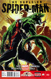 Cover for Superior Spider-Man (Marvel, 2013 series) #13 [Newsstand Edition]