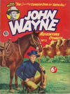 Cover for John Wayne Adventure Comics (World Distributors, 1950 ? series) #2