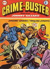 Cover for Crime-Buster Johnny Hazard (World Distributors, 1959 series) #1