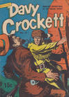 Cover for Fearless Davy Crockett (Yaffa / Page, 1965 ? series) #12