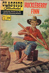 Cover Thumbnail for Classics Illustrated (1947 series) #19 [HRN 166] - Huckleberry Finn