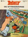 Cover Thumbnail for Asterix (1969 series) #10 - Asterix og styrkedråpene [2. opplag]