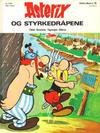 Cover Thumbnail for Asterix (1969 series) #10 - Asterix og styrkedråpene [1. opplag]