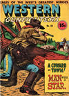 Cover for Western Gunfighters (Horwitz, 1961 series) #28