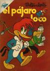Cover for El Pájaro Loco (Editorial Novaro, 1951 series) #68