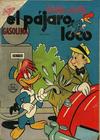 Cover for El Pájaro Loco (Editorial Novaro, 1951 series) #51