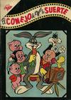 Cover for El Conejo de la Suerte (Editorial Novaro, 1950 series) #86