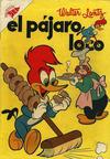 Cover for El Pájaro Loco (Editorial Novaro, 1951 series) #77