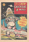 Cover for Chucklers' Weekly (Consolidated Press, 1954 series) #v5#1