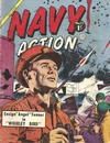 Cover for Navy Action (Horwitz, 1954 ? series) #25