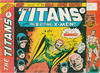 Cover for The Titans (Marvel UK, 1975 series) #16