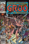 Cover Thumbnail for Sergio Aragonés Groo the Wanderer (1985 series) #50 [Newsstand Edition]