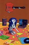 Cover Thumbnail for Adventure Time: Marceline and the Scream Queens (2012 series) #5 [BOOM! Studios Web Exclusive Cover - John Allison]