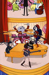 Cover for Adventure Time: Marceline and the Scream Queens (Boom! Studios, 2012 series) #3 [BOOM! Studios Web Exclusive Cover - John Allison]