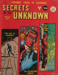 Cover Thumbnail for Secrets of the Unknown (Alan Class, 1962 series) #185