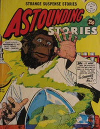 Cover Thumbnail for Astounding Stories (Alan Class, 1966 series) #175