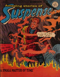 Cover Thumbnail for Amazing Stories of Suspense (Alan Class, 1963 series) #182