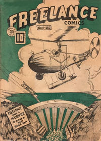 Cover Thumbnail for Freelance Comics (Anglo-American Publishing Company Limited, 1941 series) #v2#5