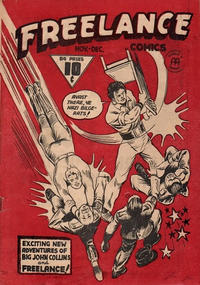 Cover Thumbnail for Freelance Comics (Anglo-American Publishing Company Limited, 1941 series) #v1#11