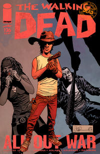Cover for The Walking Dead (Image, 2003 series) #126