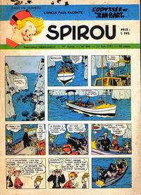 Cover Thumbnail for Spirou (Dupuis, 1947 series) #688