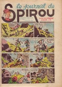 Cover Thumbnail for Le Journal de Spirou (Dupuis, 1938 series) #43/1942
