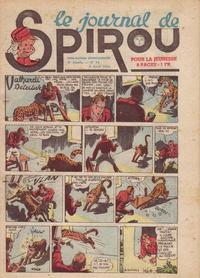 Cover Thumbnail for Le Journal de Spirou (Dupuis, 1938 series) #14/1943