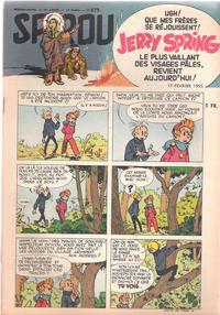 Cover Thumbnail for Spirou (Dupuis, 1947 series) #879