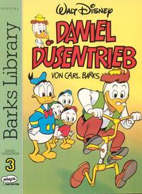 Cover Thumbnail for Barks Library Special - Daniel Düsentrieb (Egmont Ehapa, 1994 series) #3
