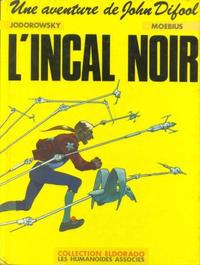 Cover Thumbnail for L'Incal (Les Humanoïdes Associés, 1981 series) #1 - L'Incal Noir
