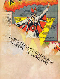 Cover Thumbnail for Lurid Little Nightmare Makers (Boardman Books, 2014 series) #1