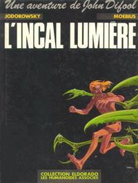 Cover Thumbnail for L'Incal (Les Humanoïdes Associés, 1981 series) #2 - L'Incal lumière