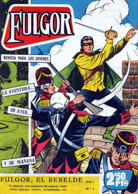 Cover Thumbnail for Fulgor (Ediciones Toray, 1961 series) #1