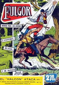 Cover Thumbnail for Fulgor (Ediciones Toray, 1961 series) #13