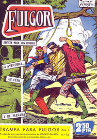 Cover Thumbnail for Fulgor (Ediciones Toray, 1961 series) #15
