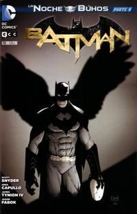 Cover Thumbnail for Batman (ECC Ediciones, 2012 series) #10
