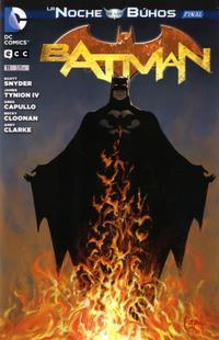 Cover Thumbnail for Batman (ECC Ediciones, 2012 series) #11