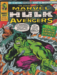 Cover Thumbnail for The Mighty World of Marvel (Marvel UK, 1972 series) #210