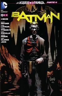 Cover Thumbnail for Batman (ECC Ediciones, 2012 series) #15