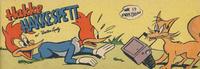 Cover Thumbnail for Hakke Hakkespett (Serieforlaget / Se-Bladene / Stabenfeldt, 1957 series) #19 [1958]