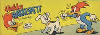 Cover Thumbnail for Hakke Hakkespett (Serieforlaget / Se-Bladene / Stabenfeldt, 1957 series) #22 [1958]