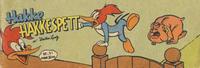Cover Thumbnail for Hakke Hakkespett (Serieforlaget / Se-Bladene / Stabenfeldt, 1957 series) #31/1958