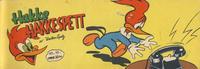 Cover Thumbnail for Hakke Hakkespett (Serieforlaget / Se-Bladene / Stabenfeldt, 1957 series) #49/1958